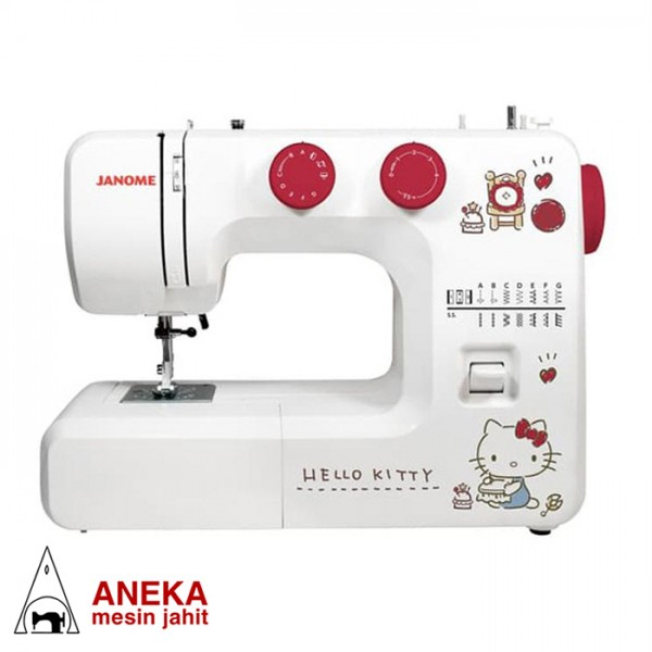 Janome Hello Kitty 322R